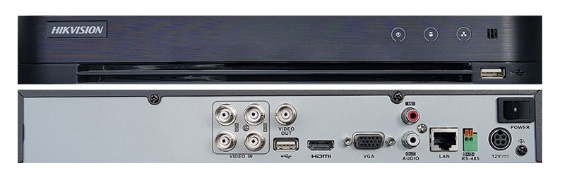 HIKVISION DS-7204HQHI-K1 Turbo HD DVR
